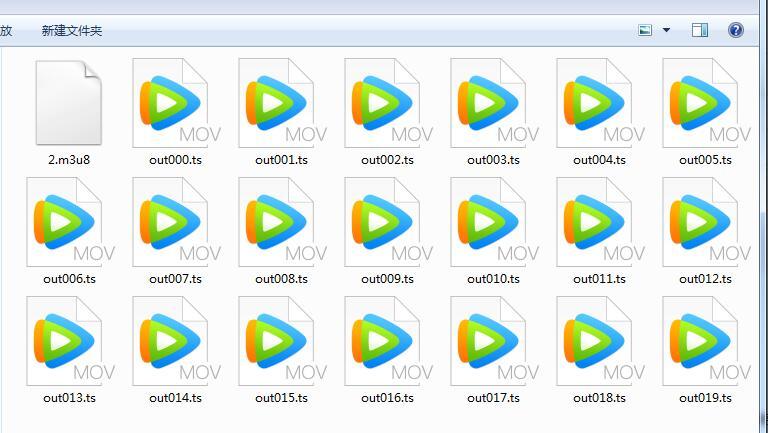 视频流使用FFmpeg将mp4视频转换为m3u8/ts文件